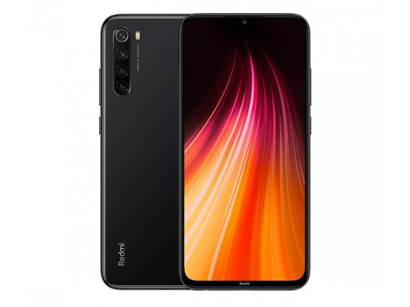 Xiaomi Redmi Note 8T 4/64GB Grey